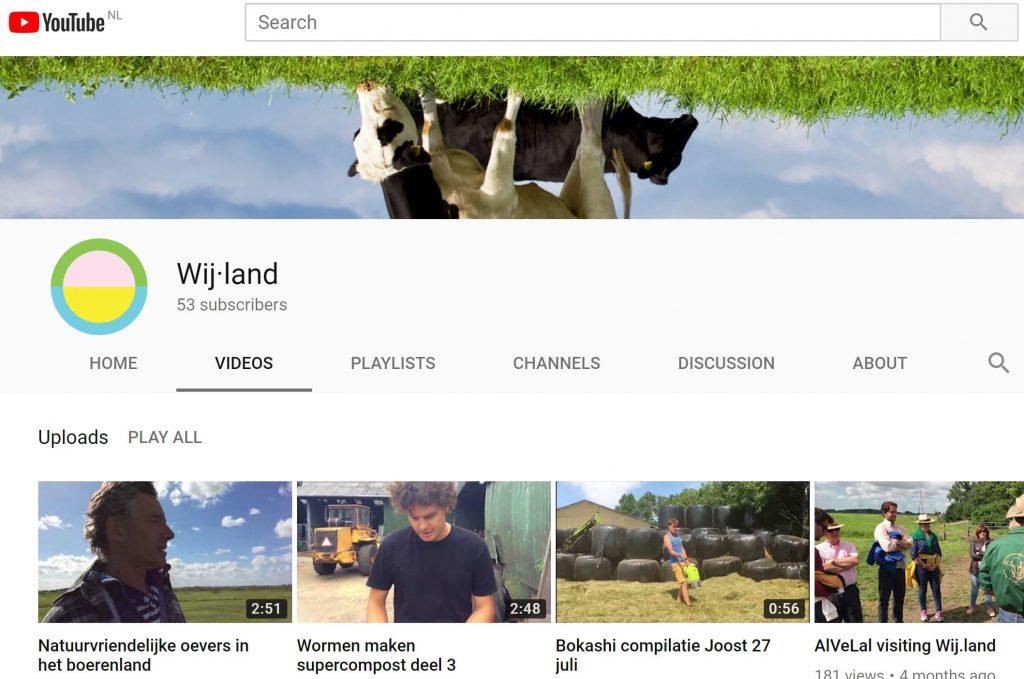 youtube Wij.land