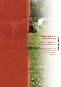 Conceptueel kader biodiversiteit in de melkveehouderij