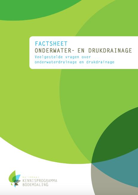 factsheet drainage